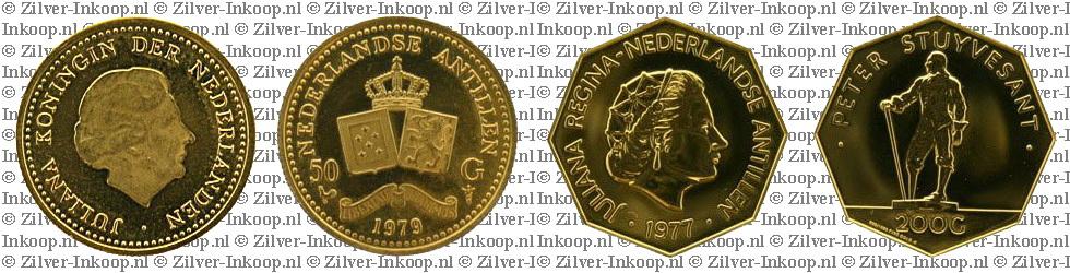 Gouden Antiliaanse Guldens